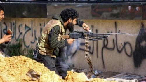 #الأمم المتحدة : ثمانية آلاف شخص فروا من المعارك الدائرة# في محيط طرابلس