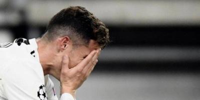 """#رونالدو.. """"خيبة"""" لم #تحدث منذ 9 سنوات"""