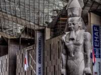 #مصر تزيح الستار عن تمثال #رمسيس الثاني