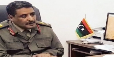 #الناطق الرسمى للجيش الليبى ...ميليشيات الوفاق تقهقرت للخلف وانكمشت #داخل معسكراتها .