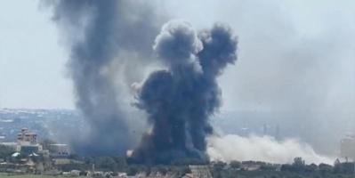 #إطلاقها عددا من الصواريخ باتجاه #المستوطنات الإسرائيلية.