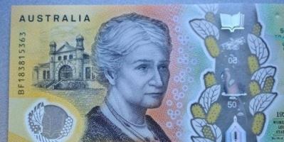 #استراليا .. خطأ إملائي محرج على ملايين العملات الورقية فئة 50 دولارا