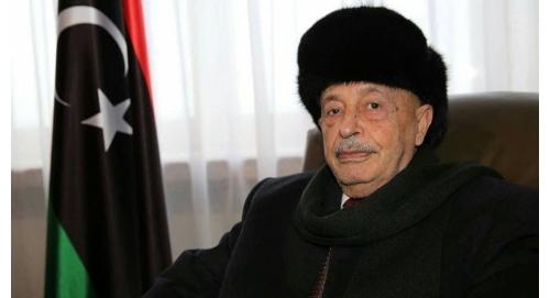 #عقيلة صالح: السراج لا يملك شيئا وهو خاضع للجماعات #الإرهابية والإسلام السياسي