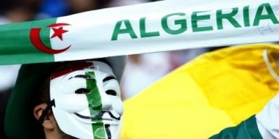طرد مشجع جزائري من مصر لحمله يافتة خارجة