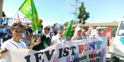 المانيا : عرب وألمان يتضامنون من أجل بناء مسجد ومركز ثقافي