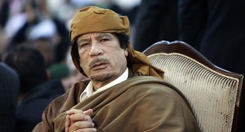 حلم معمر القذافي الذي قتل بسببه يتحقق