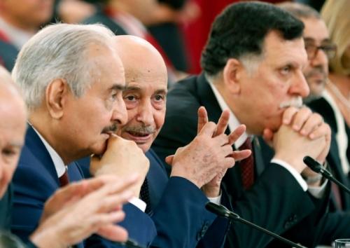 توافق إقليمي ودولي على حلّ سياسي لتفكيك نفوذ المتطرفين في ليبيا