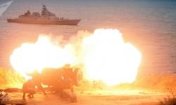 #وسط تحذيرات من احتمال اندلاع حرب... سفينتان حربيتان هنديتان في #الخليج