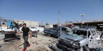 رئيسة المفوضية للأمم المتحدة تدين «اللامبالاة» إزاء الغارات الجوية في سورية