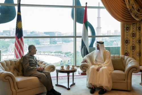الإمارات وماليزيا تؤسسان لمرحلة جديدة من التعاون بينهما