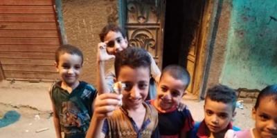 """مصر :عاوزين نلعب مبادرة أطفال قرية نجع خضر شمال قنا """"فيديو"""""""