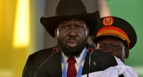 بعد الانفصال عن الشمال .. رئيس دولة جنوب السودان يقر بالفشل