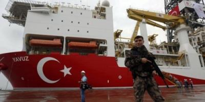 أنقرة تهدد بالحلول العسكرية لأزمة التنقيب شرق قبرص وسترسل سفينة رابعة إلى المنطقة