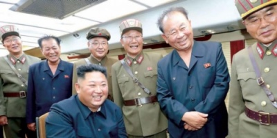 بعد «اعتذاره» لترمب...كيم يشرف على اختبار «سلاح جديد»
