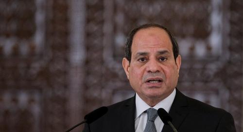 مصر ... الرئيس السيسي يوجه رسالة الى سر قوة وحيوية أمتنا العظيمة