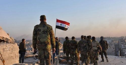 سوريا ... 59 قتيلاً في اشتباكات بين قوات النظام والفصائل المسلحه