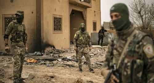 """بهجوم مجهول... اغتيال رئيس جهاز """"الأمن العام"""" بتنظيم """"قسد"""" بالرقة"""