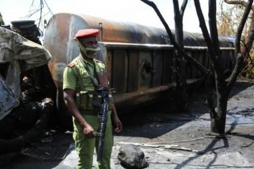 تنزانيا ... 95 قتيلا حصيلة ضحايا انفجار صهريج الوقود