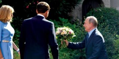 فرنسا: ماكرون يدعو إلى تخطي الخلافات مع روسيا لبناء هندسة أوروبية آمنة