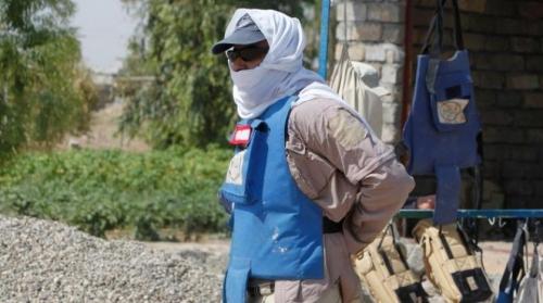 العراق ... أشباح داعش تحول مزارع بيجي إلى حقول موت