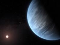 لأول مرة في التاريخ... العثور على الماء في كوكب غير الأرض