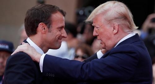 واشنطن: لن يكون بوسع فرنسا منح إيران قرض 15 مليار دولار دون موافقتنا