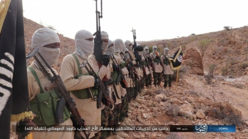 تنظيم داعش يتمدد في الصومال لإجهاض الرهان على استقرار القرن الأفريقي