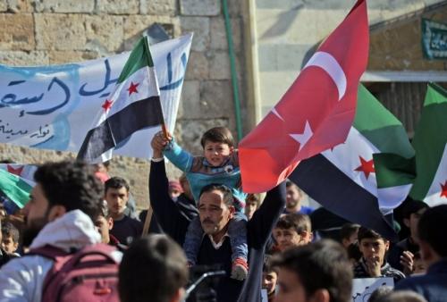 صراع نفوذ بين إيران وتركيا والجهاديين يعطل التسوية السورية