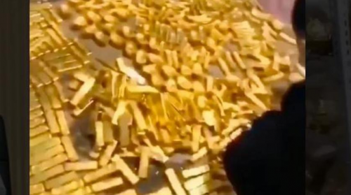 الصين ... ضبط 13 طناً من الذهب و37 مليار دولار نقداً بمنزل عمدة «فاسد»