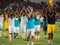 المنتخب السعودي لكرة القدم يصل رام الله استعدادا لمواجهة نظيره الفلسطيني
