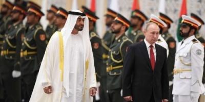 فلاديمير بوتين في الإمارات تجسيدا لعلاقات ثنائية راسخة