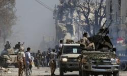 ليبيا ... الجيش الوطني يتمكن من تصنيع زورق حربي سريع