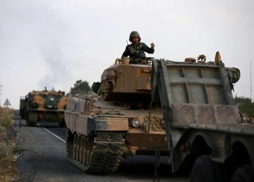 الأسلحة النووية الأميركية المخزنة في القاعدة التركية أصبحت أشبه برهائن لدى أردوغان