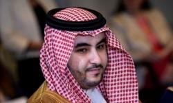 عمان ... السلطان قابوس يستقبل الأمير خالد بن سلمان في بيت البركة