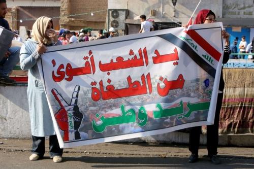 لتحصين مكاسب الأكراد نيجرفان البارزاني في بغداد