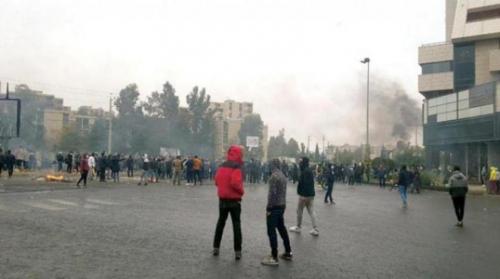 منظمة العفو الدولية .. مقتل 115 في «احتجاجات الوقود» بإيران