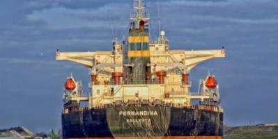 مقتل 15 ألف رأس من الأغنام بانقلاب سفينة وسط البحر