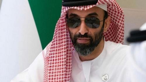 الشيخ طحنون بن زايد يناقش في مسقط مقترحات الحل للأزمة اليمنية
