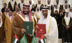 بشأن الملفات الإقليمية ... توافق في الرؤى بين الإمارات والسعودية