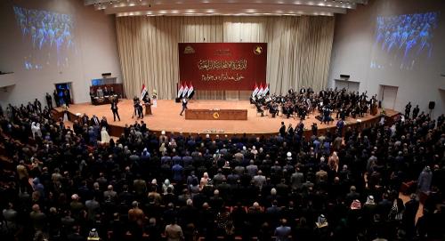 العراق ... البرلمان يوافق على قبول استقالة حكومة رئيس الوزراء عادل عبد المهدي