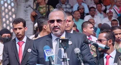 اليمن ... المجلس الانتقالي الجنوبي يتعهد باستعادة دولة الجنوب كاملة السيادة