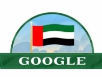 محرك البحث غوغل يحتفي بالعيد الوطني الـ48 للإمارات