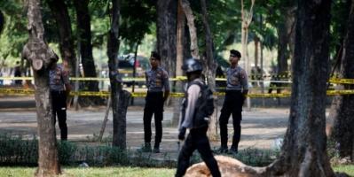إندونيسيا ... انفجار عند ساحة النصب التذكاري قرب قصر الرئاسة