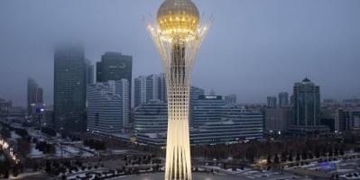 كازاخستان ... مقتل أربعة أشخاص وإصابة 15 آخرين بانقلاب حافلة