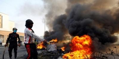 العراق ... 13 جريحا خلال تجدد الاشتباكات في مدينة كربلاء