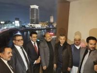 خلال 24 ساعة ... مصر تطلب مغادرة علي محسن الأحمر اراضيها