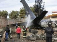 القوات الجوية التشيلية تعلن تحطم طائرة شحن تابعة لها على متنها 38 شخصا