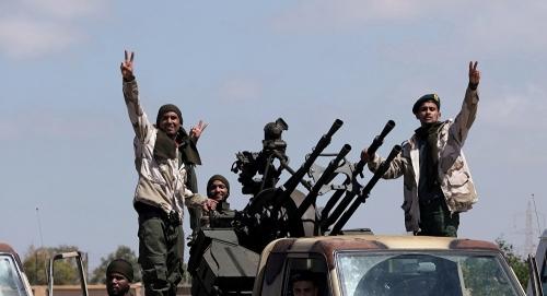بينها أسلحة قطرية وتركية ... الجيش الليبي يعلن تدمير إمدادات للميليشيات في طرابلس