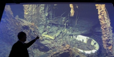 إتفاقية دولية لحماية موقع غرق السفينة تيتانيك