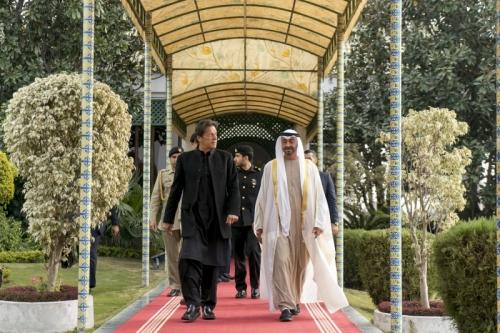 الشيخ محمد بن زايد.. باكستان دولة لها ثقلها في معادلة الأمن والسلام الإقليميين